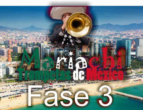 Barcelona pasa a fase 3